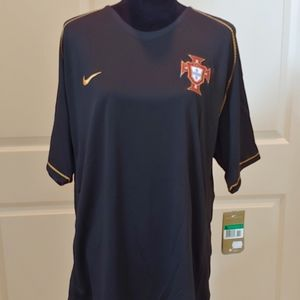 PORTUGAL 2006 World Cup Away Jersey